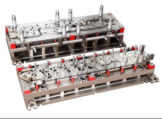 加工应用 Processing application 模具開料、模架、腔體、電機殼